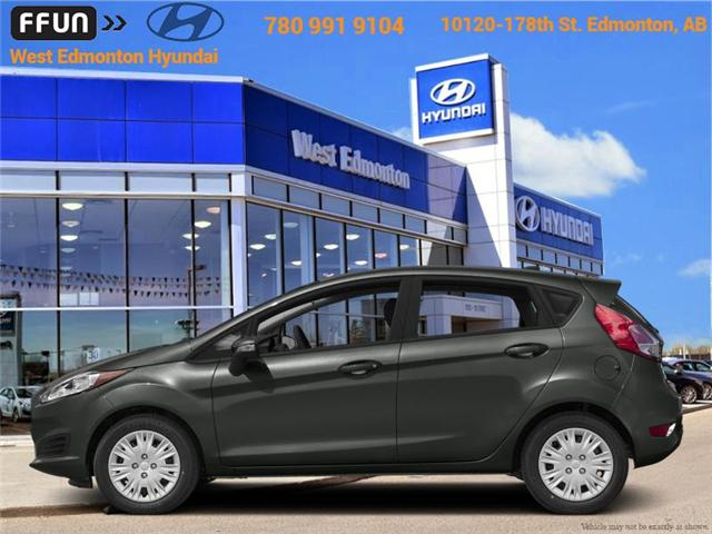2016 Ford Fiesta SE (Stk: P0807) in Edmonton - Image 1 of 1