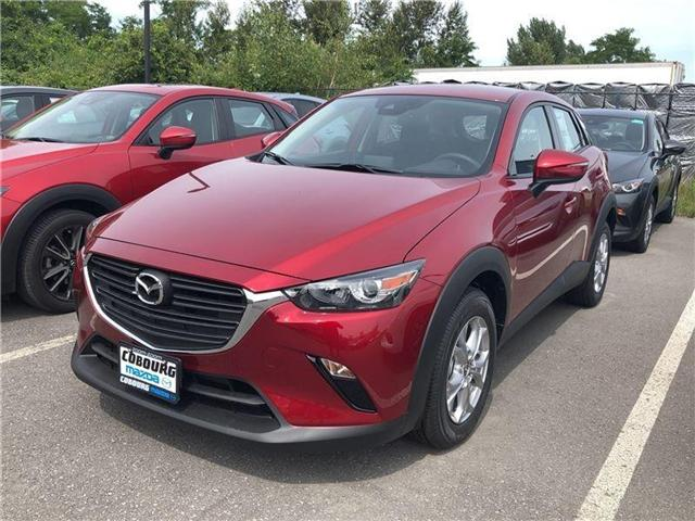 2019 Mazda CX-3 GS (Stk: 19007) in Cobourg - Image 1 of 5