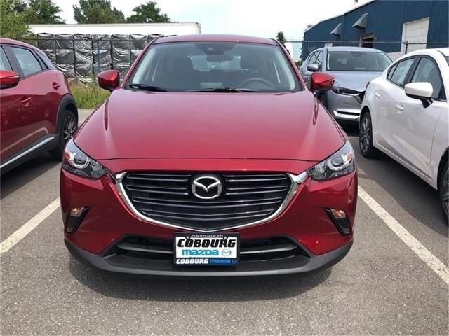 2019 Mazda CX-3 GS (Stk: 19007) in Cobourg - Image 2 of 5