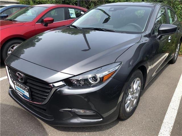2018 Mazda Mazda3 GS (Stk: 18311) in Cobourg - Image 1 of 5