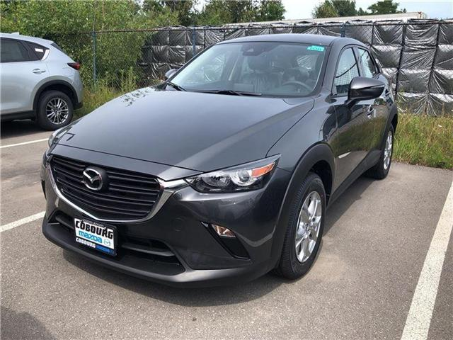 2019 Mazda CX-3 GS (Stk: 19010) in Cobourg - Image 1 of 5