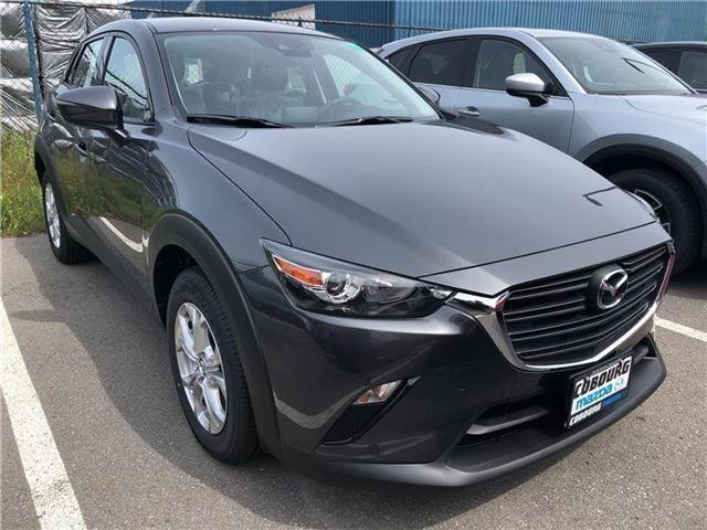 2019 Mazda CX-3 GS (Stk: 19010) in Cobourg - Image 2 of 5