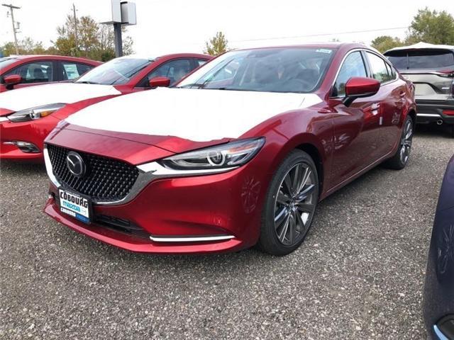 2018 Mazda 6 GT (Stk: 18401) in Cobourg - Image 1 of 5