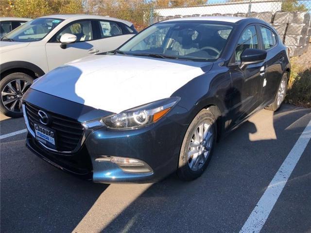 2018 Mazda Mazda3 GS (Stk: 18398) in Cobourg - Image 1 of 5