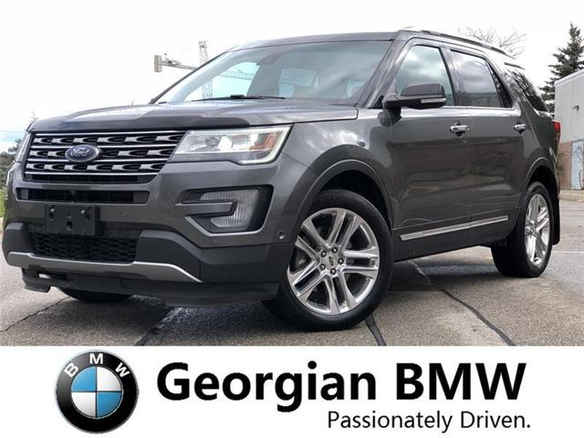 2016 Ford Explorer Limited (Stk: B18324-1) in Barrie - Image 1 of 20