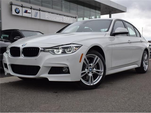 2018 BMW 330i xDrive (Stk: 8607579) in Brampton - Image 1 of 12
