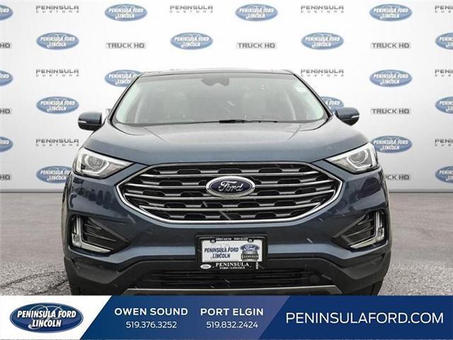 2019 Ford Edge Titanium (Stk: 19ED08) in Owen Sound - Image 2 of 24