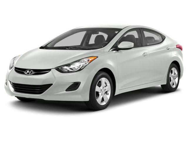 2013 Hyundai Elantra GL (Stk: 196301B) in Edmonton - Image 1 of 1