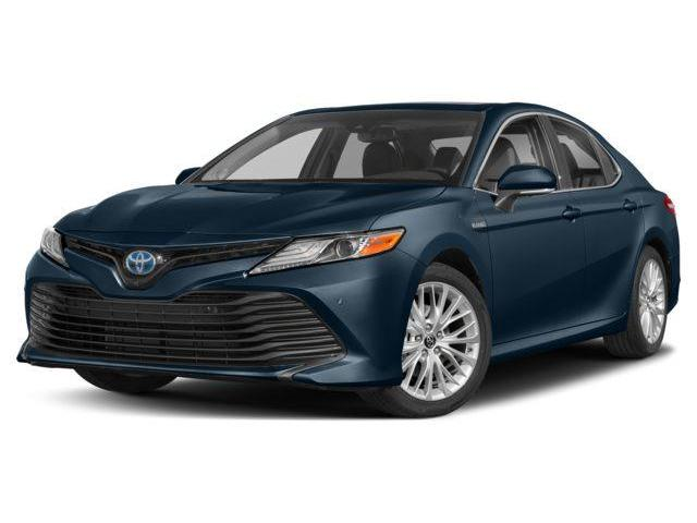 2019 Toyota Camry Hybrid XLE (Stk: 19081) in Walkerton - Image 1 of 9
