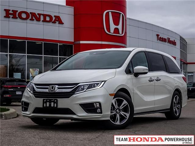 2018 Honda Odyssey EX (Stk: 3198) in Milton - Image 1 of 1