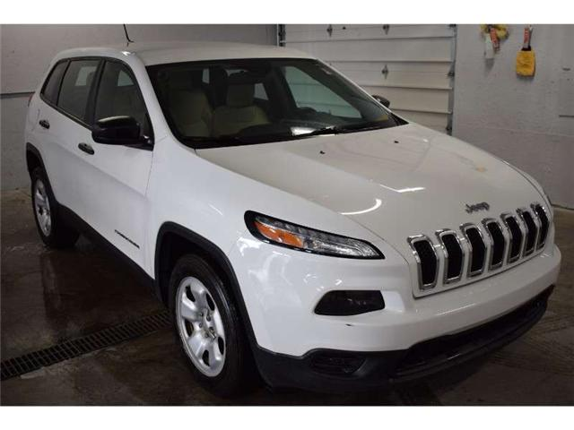 2016 Jeep Cherokee Sport- BACKUP CAM * CRUISE * A/C (Stk: B2245) in Cornwall - Image 2 of 30