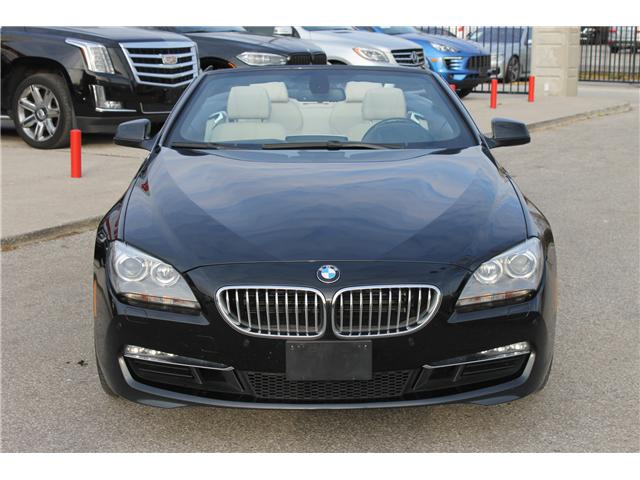 2012 BMW 650i  (Stk: 16559) in Toronto - Image 2 of 25