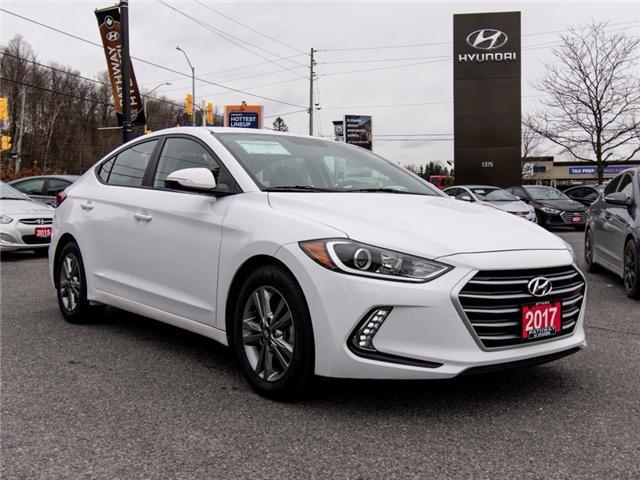 2017 Hyundai Elantra GL (Stk: P3229) in Ottawa - Image 1 of 12