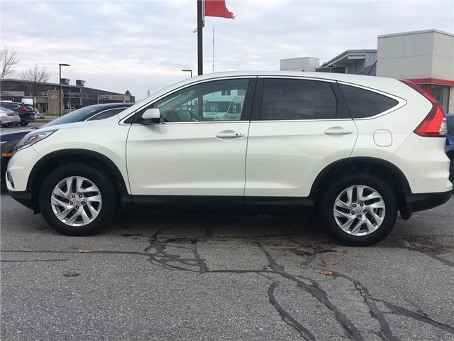 2016 Honda CR-V EX (Stk: U16027) in Barrie - Image 2 of 20