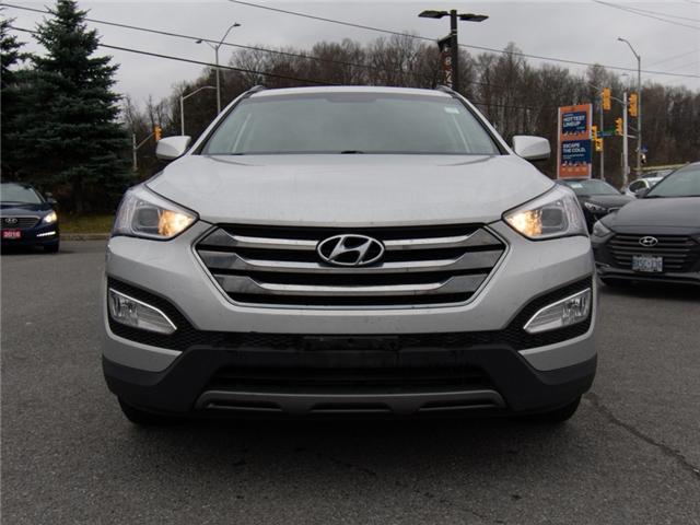 2014 Hyundai Santa Fe Sport 2.4 Base (Stk: R95160A) in Ottawa - Image 2 of 11