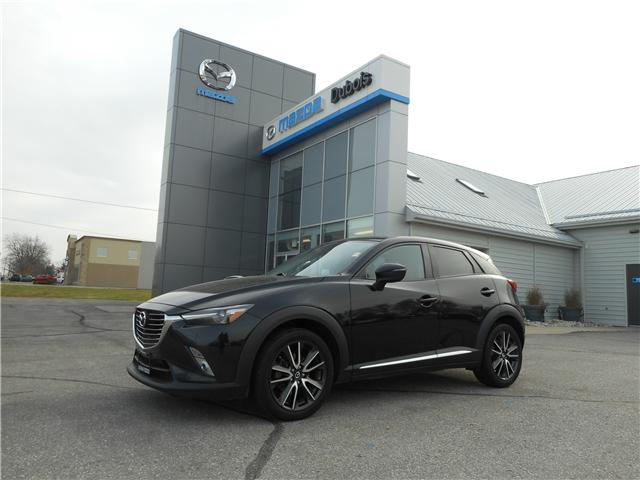 2016 Mazda CX-3 GT (Stk: UT296) in Woodstock - Image 1 of 27