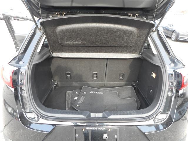 2016 Mazda CX-3 GT (Stk: UT296) in Woodstock - Image 13 of 27