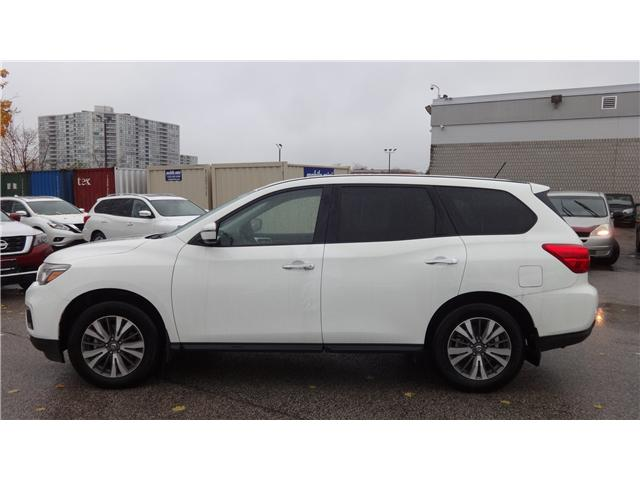 2018 Nissan Pathfinder S (Stk: U12316) in Scarborough - Image 2 of 17