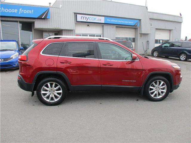 2014 Jeep Cherokee Limited (Stk: 181702) in North Bay - Image 2 of 12
