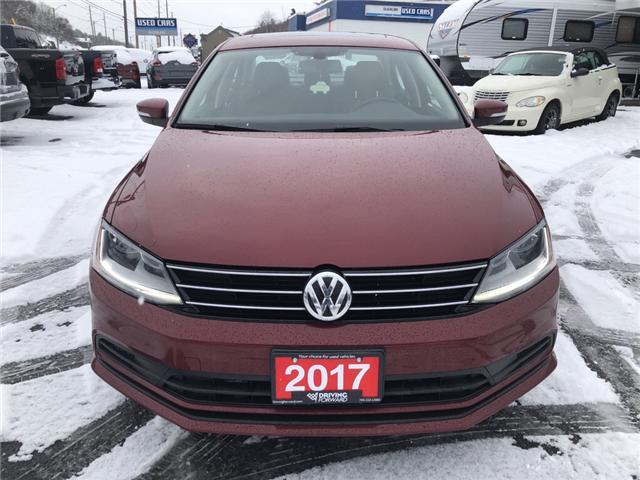 2017 Volkswagen Jetta Wolfsburg Edition (Stk: DF1545) in Sudbury - Image 2 of 18