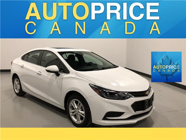 2018 Chevrolet Cruze LT Auto (Stk: F9961) in Mississauga - Image 1 of 26
