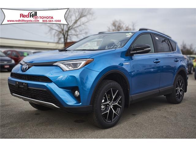2018 Toyota RAV4 Hybrid SE (Stk: 181210) in Hamilton - Image 1 of 18