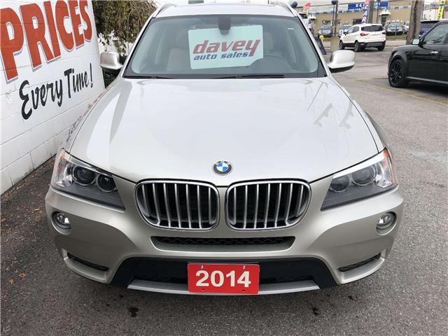 2014 BMW X3 xDrive28i (Stk: 18-703) in Oshawa - Image 2 of 17