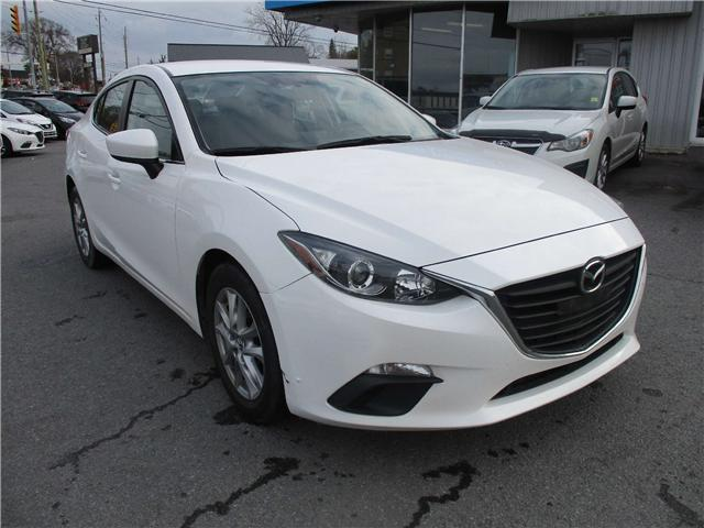 2015 Mazda Mazda3 GS (Stk: 181735) in Kingston - Image 1 of 12