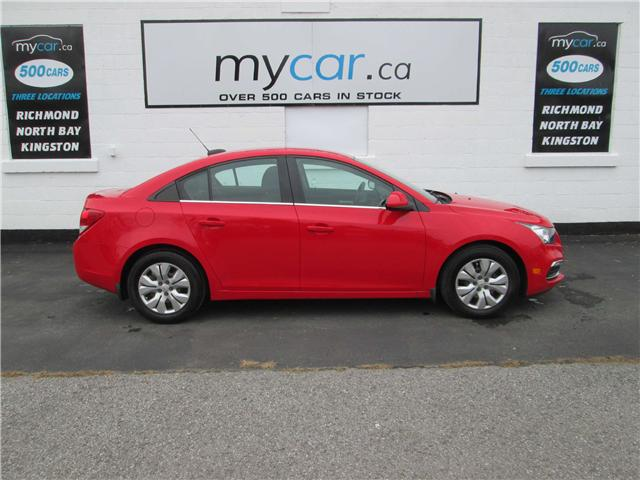 2015 Chevrolet Cruze 1LT (Stk: 181756) in Richmond - Image 1 of 13