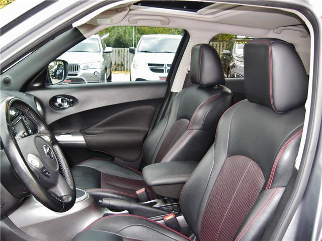 2016 Nissan Juke SL (Stk: 1428) in Orangeville - Image 10 of 19