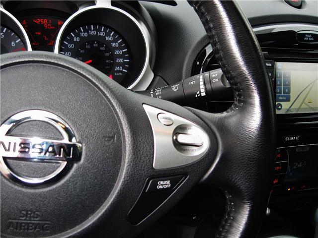 2016 Nissan Juke SL (Stk: 1428) in Orangeville - Image 16 of 19