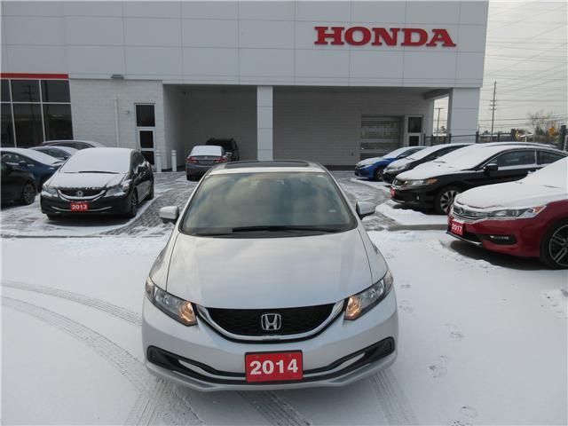 2014 Honda Civic EX (Stk: SS3254) in Ottawa - Image 2 of 9