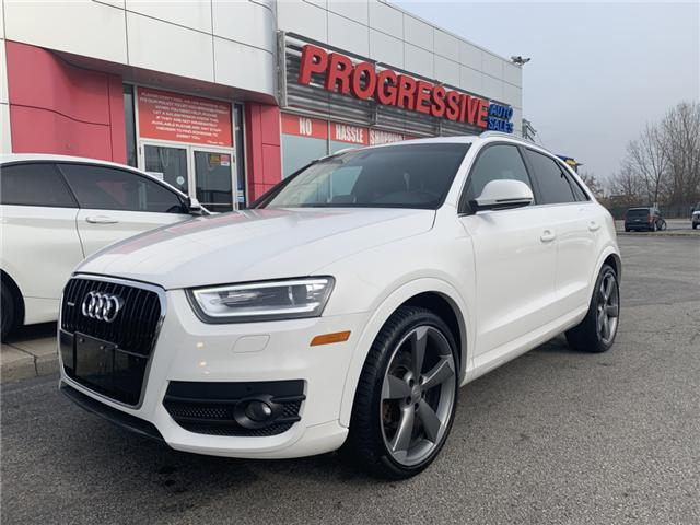 2015 Audi Q3 2.0T Technik (Stk: FR004044) in Sarnia - Image 1 of 19
