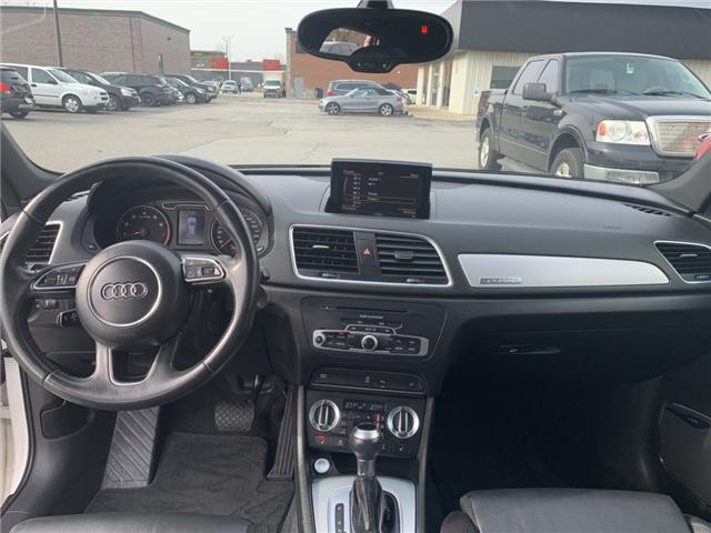 2015 Audi Q3 2.0T Technik (Stk: FR004044) in Sarnia - Image 11 of 19