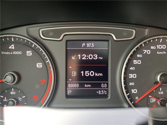 2015 Audi Q3 2.0T Technik (Stk: FR004044) in Sarnia - Image 14 of 19