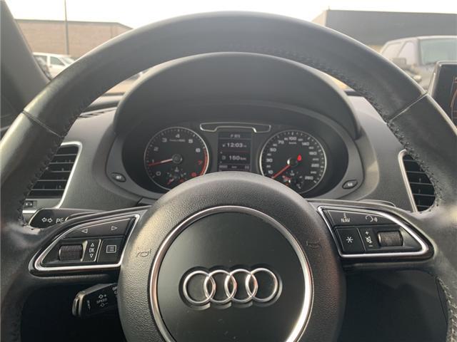 2015 Audi Q3 2.0T Technik (Stk: FR004044) in Sarnia - Image 15 of 19