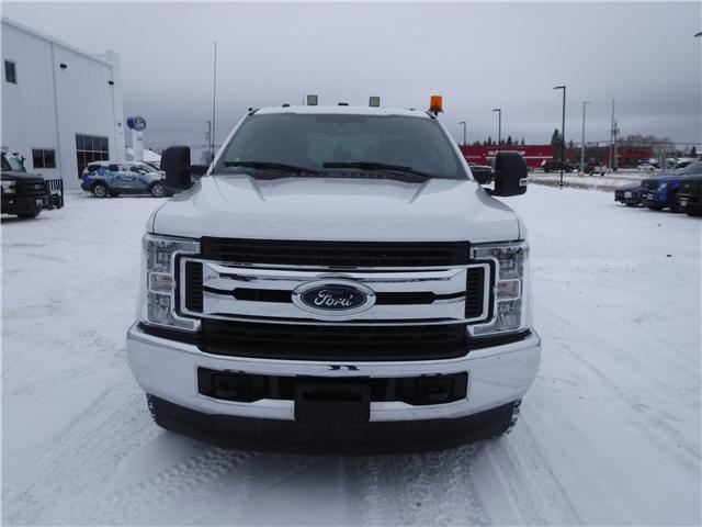 2017 Ford F-350 XLT (Stk: U-3694) in Kapuskasing - Image 2 of 11
