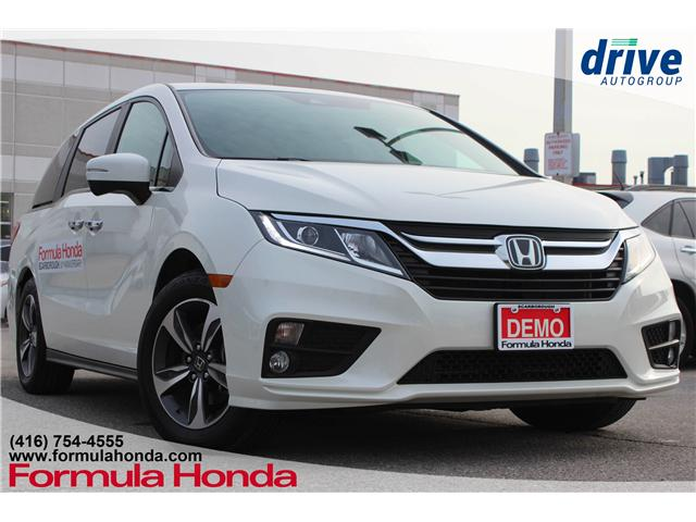 2019 Honda Odyssey EX (Stk: 19-0036D) in Scarborough - Image 1 of 28