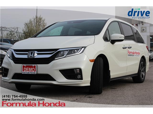 2019 Honda Odyssey EX (Stk: 19-0036D) in Scarborough - Image 4 of 28