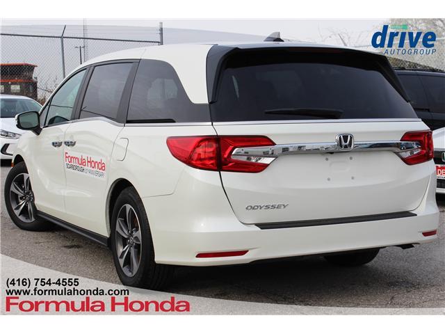 2019 Honda Odyssey EX (Stk: 19-0036D) in Scarborough - Image 5 of 28