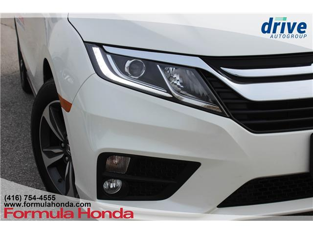 2019 Honda Odyssey EX (Stk: 19-0036D) in Scarborough - Image 21 of 28