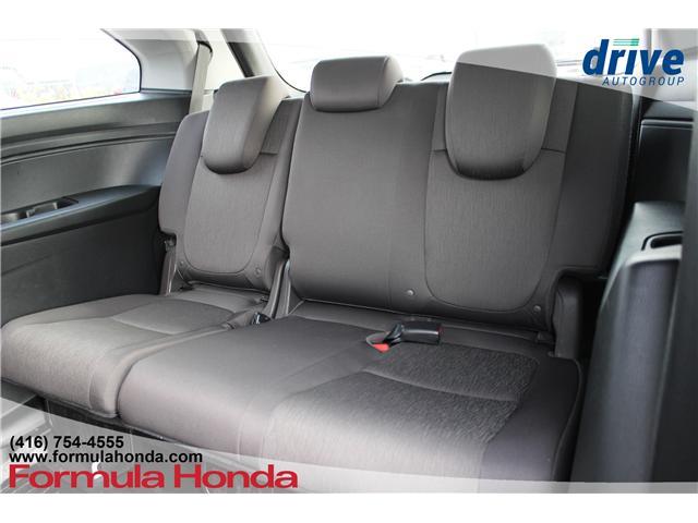 2019 Honda Odyssey EX (Stk: 19-0036D) in Scarborough - Image 25 of 28