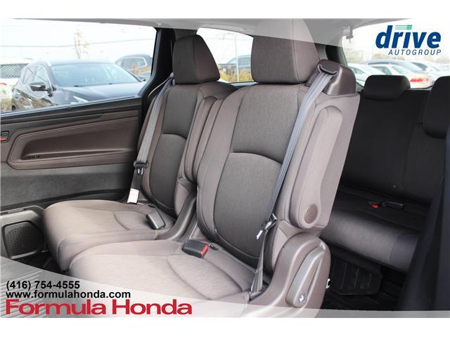 2019 Honda Odyssey EX (Stk: 19-0036D) in Scarborough - Image 26 of 28