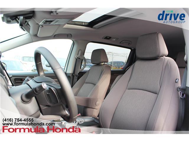 2019 Honda Odyssey EX (Stk: 19-0036D) in Scarborough - Image 8 of 28