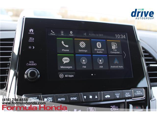 2019 Honda Odyssey EX (Stk: 19-0036D) in Scarborough - Image 13 of 28