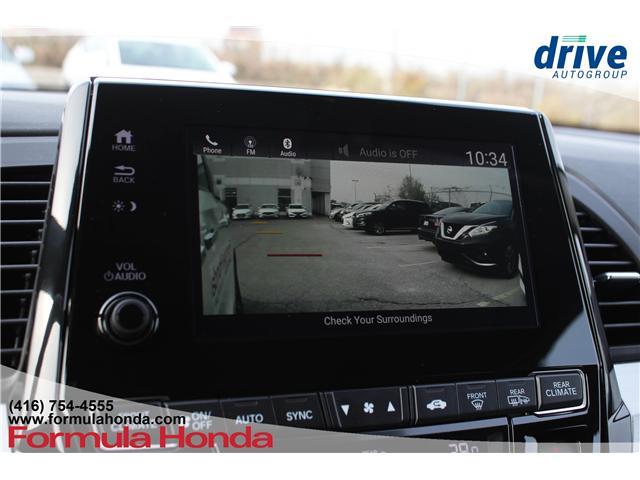 2019 Honda Odyssey EX (Stk: 19-0036D) in Scarborough - Image 12 of 28