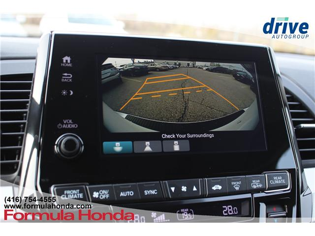 2019 Honda Odyssey EX (Stk: 19-0036D) in Scarborough - Image 11 of 28