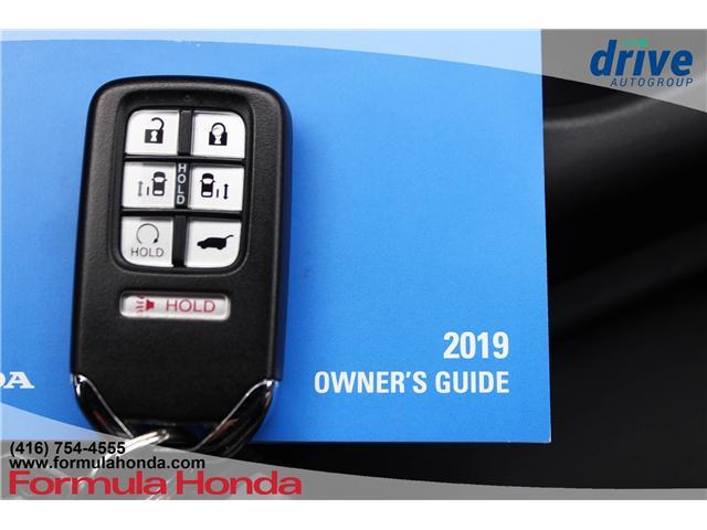 2019 Honda Odyssey EX (Stk: 19-0036D) in Scarborough - Image 28 of 28
