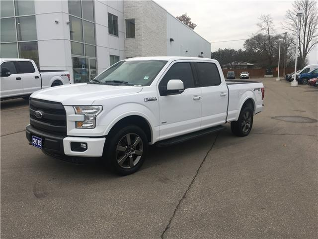 2015 Ford F-150  (Stk: 1899A) in Perth - Image 1 of 8