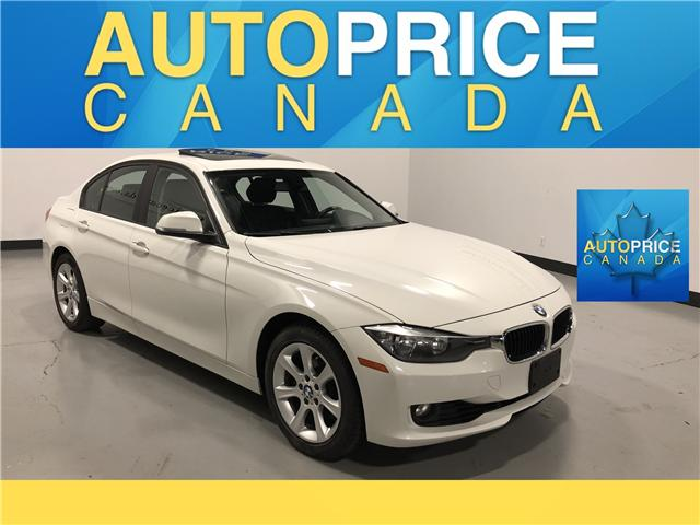 2013 BMW 328i xDrive (Stk: H9932) in Mississauga - Image 1 of 25